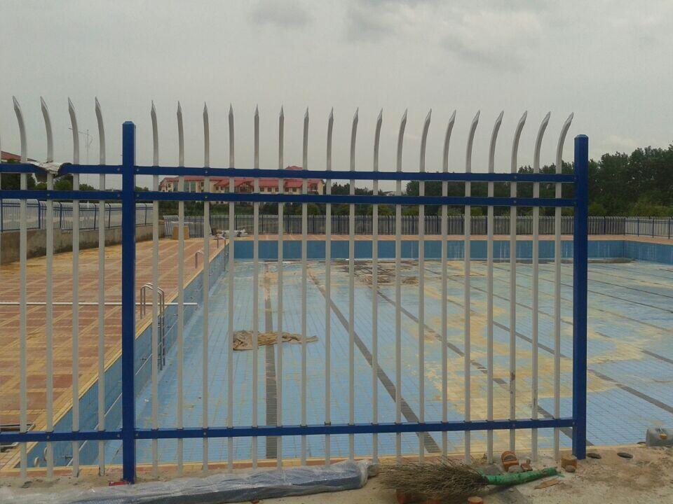 E型围墙护栏